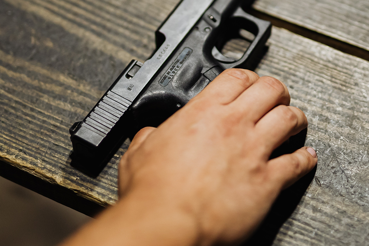 Lost, Missing and Stolen Firearms