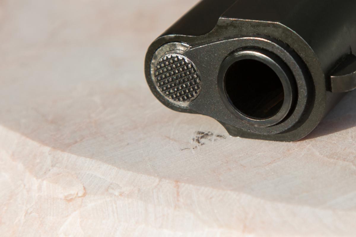 Cleaning a Firearm